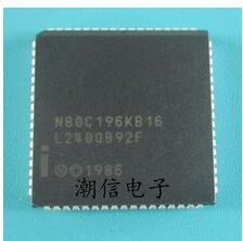 10pcs/lot N80C196KB16PLCC-68 st16c450cj plcc 44