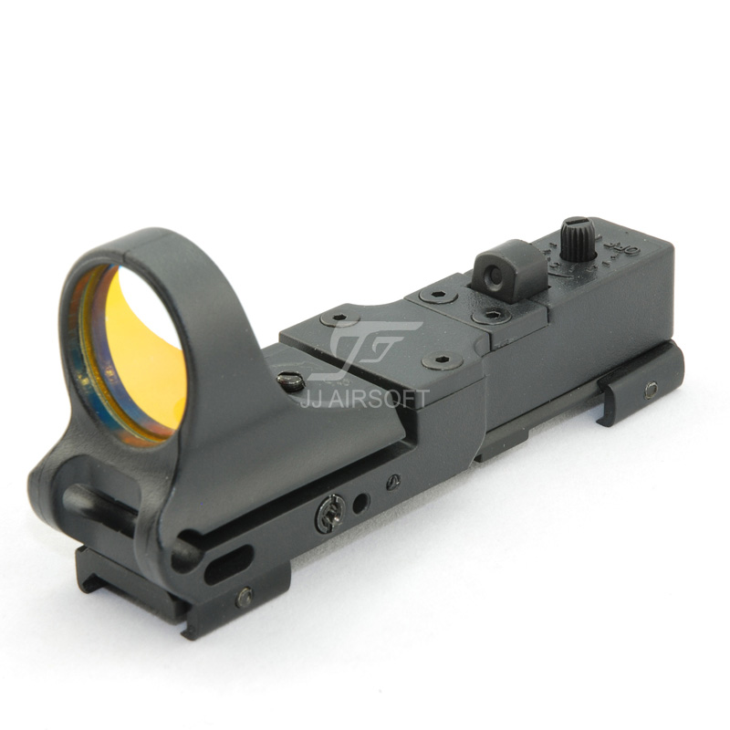 Element SeeMore Railway Reflex C-MORE Red Dot Sight (Black)