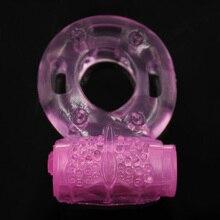 Секс-товары вибрационный крана игрушек пениса бабочка кремния секс взрослых кольца кольцо