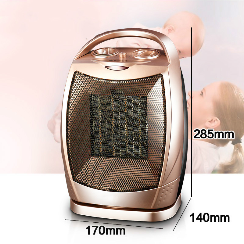 Little household bathroom heaters electric heater energy saving office heater's mini