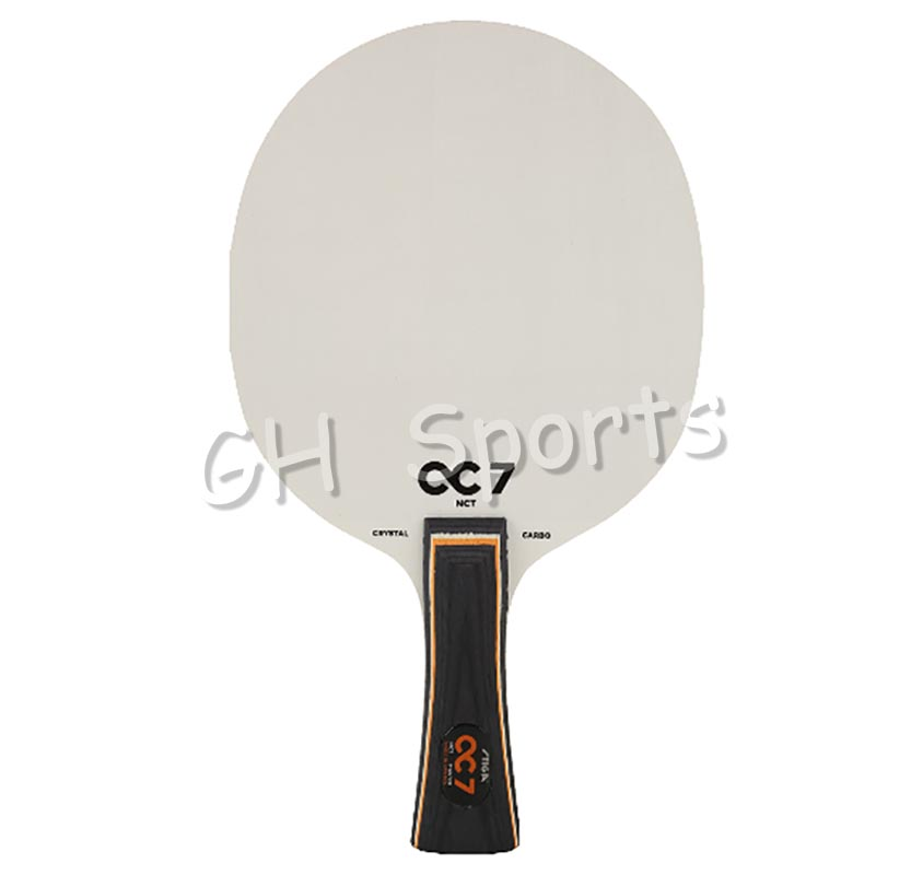 Stiga Crystal Carbo VII ( Crystal Carbo 7 CC7 ) Table Tennis Blade for PingPong Racket stiga celero wood ce table tennis blade for pingpong racket