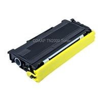 Cartucho de toner do irmão tn350 tn2050 tn2000 compatível para o irmão HL-2030/2040/2045/2070n/2075n impressora a laser