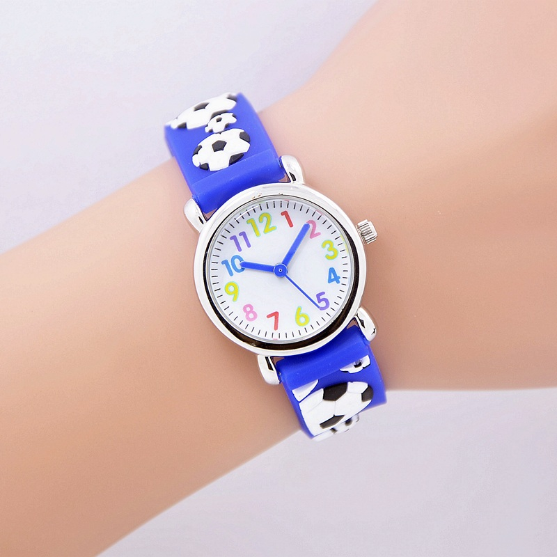 quarz watches 2017 new cartoon relojes sport relogio montre Children Kids Students girls boys silicone wrist watch clock men perfect gift boys girls students time electronic digital wrist sport watch green levert dropship nov29