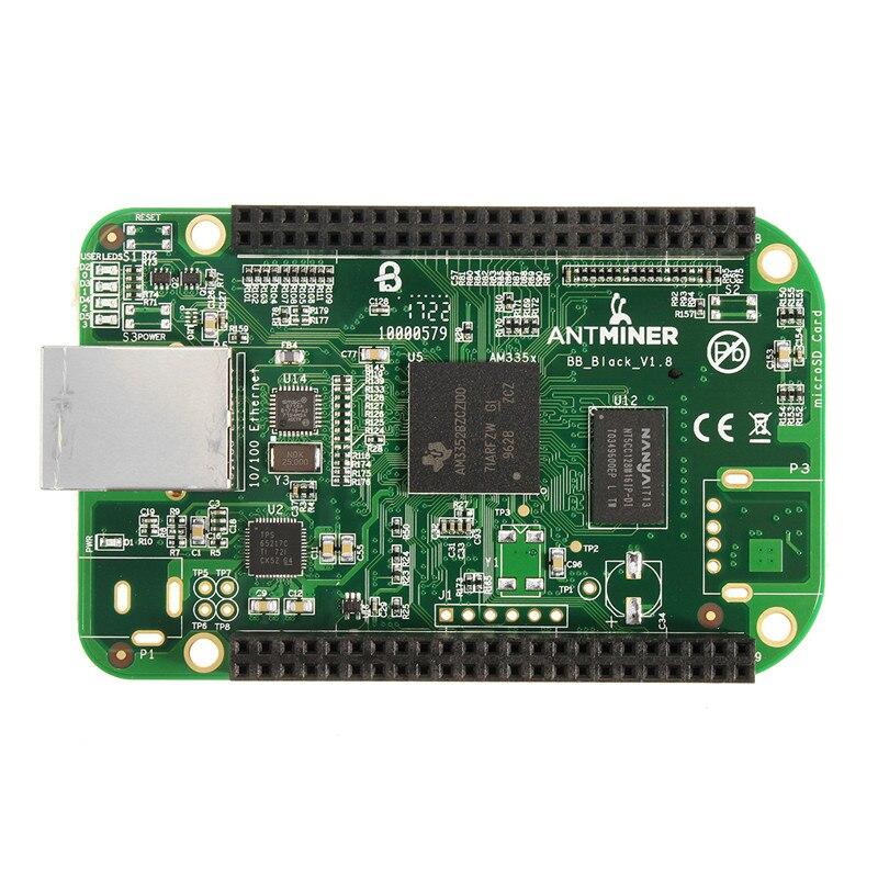 Tablero de Control incluye io y BB Junta bitcoin minería máquina parte para antminer L3 +/D reparación partes