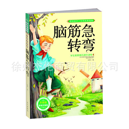students extracurricular reading books all color phonetic brain intelligence development thinking game book classic reading - Brain Coloring Book