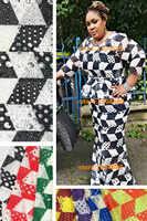 CW2022 Африканский гипюр шнур швейцарская вуаль кружевная ткань для платья, высокого качества в нигерийском стиле свадебные печати, растворим...