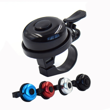 цена на Bike bell super-loud mountain bicycle bell Aluminum alloy Cycling horn Handlebar Alarm ring bicycle accessories equipment
