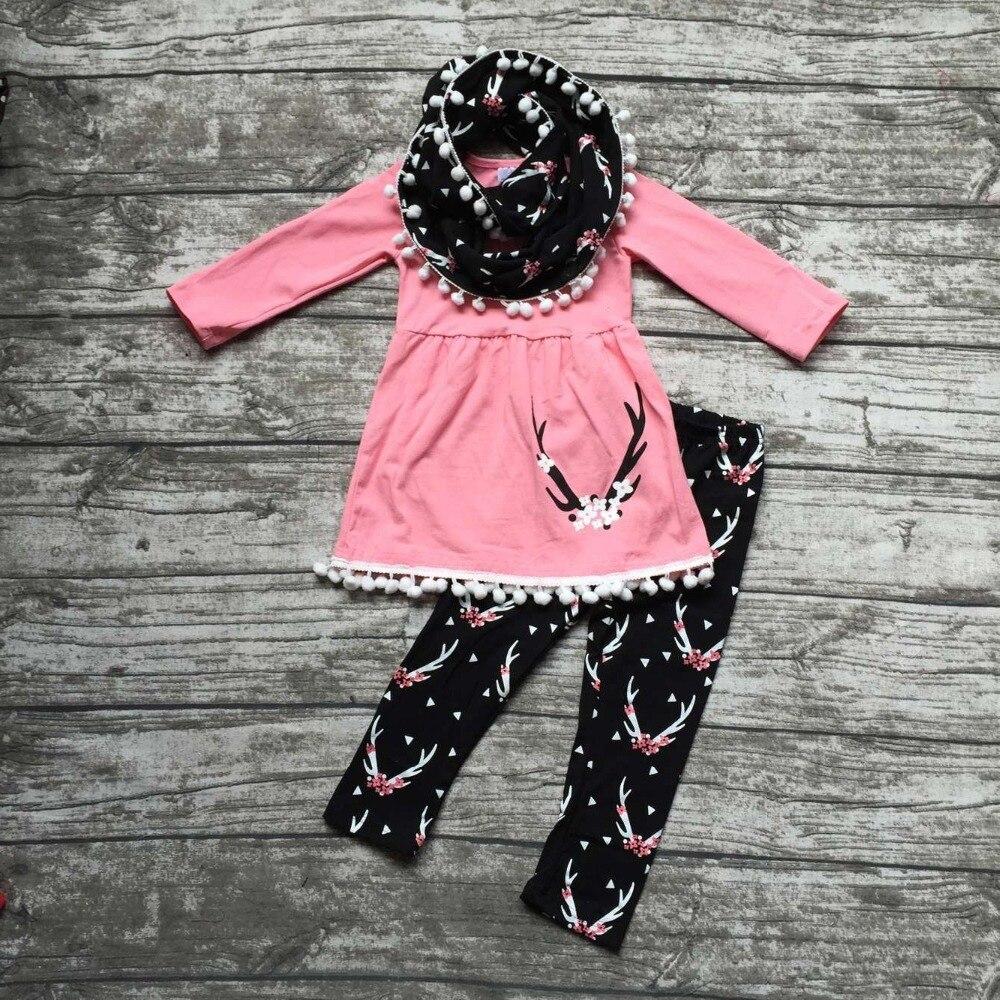 trajes de beb de invierno nias unidades conjuntos con la bufanda establece nias trajes de