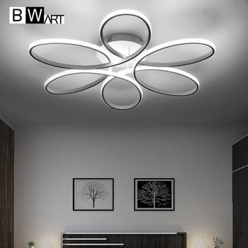 BWART Modern Ceiling Lights Remote Ceiling