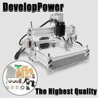 New 2000MW A5 17x20cm Laser Engraver Cutting Machine Desktop Engraving CNC Printer DIY Desktop Wood Cutter