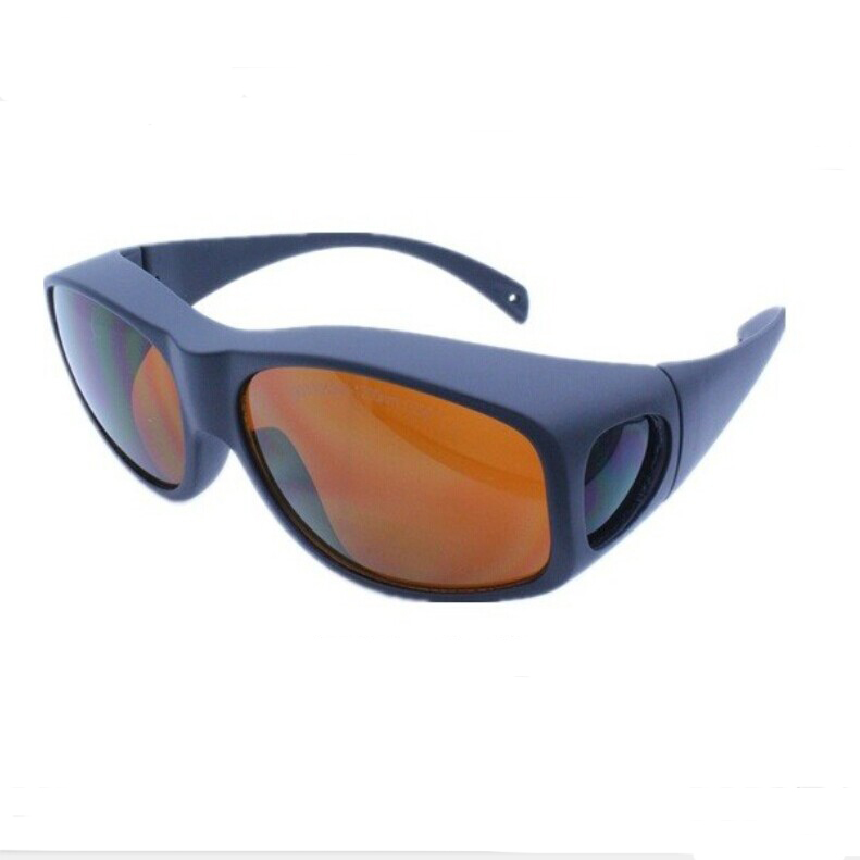 ФОТО laser safety eyewear for 190-540nm&800-1700nm 266nm,405-450nm 532 808 980 1064 to 1610nm O.D 5+ CE
