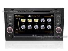 For Audi S4 2002~2007 – Car GPS Navigation System + Radio TV DVD iPod BT 3G WIFI HD Screen Multimedia System
