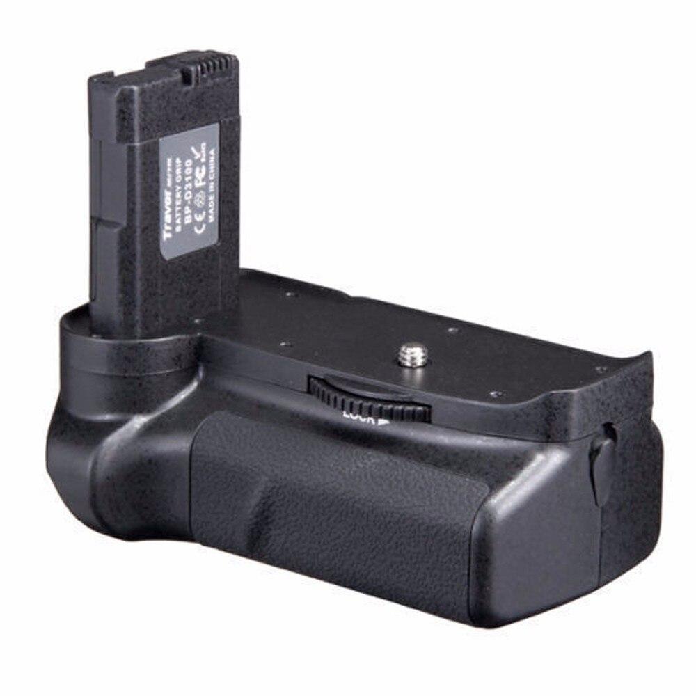 Eachshot D3100 Батарейная ручка для <font><b>Nikon</b></font> D3100 <font><b>D3200</b></font> D3300 как bg-2f sg-2f