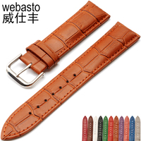 Men S Alligator Leather 12 14 16 18 19 20 21 22 24 26 28 Mm