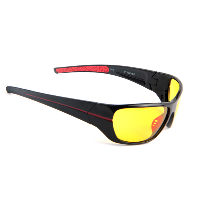 POLARSNOW 2019 Polarized Night Driving Glasses Men High Quality Polaroid  Night Vision Eyewear Oculos De Sol Masculino 211Y-in Sunglasses from  Apparel ... 4d7d784483