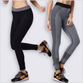 Calças skinny feminina calça de corpo inteiro calças Slim capris fina nove pontos calças apertadas WA18 Estiramento Workout aeróbica roupas