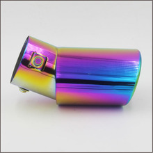 Automobile Exhaust Tip Tail Pipe Muffler for Honda fit