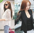 2016 Sale Rushed Cotton Novelty Regular Solid Vest Women Vest 2017 Aliexpress Korean Slim Lace Stitching Small Suit Jacket