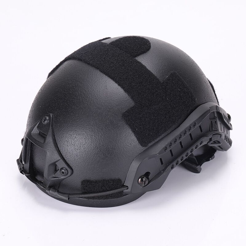 Ballistic High Quality Steel Anti-Cut Tactical Helmet Body Armor Aramid Core Helmet Safety Helmet 1.5kg