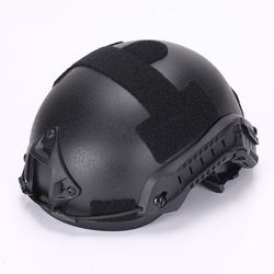 Ballistic High Quality Steel Anti-Cut Tactical Helmet Bulletproof Body Armor Aramid Core Helmet Safety Helmet 1.5kg