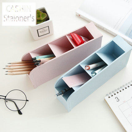 Exceptional 4PCS/SET Creative Plastic Pen Holder Desk Organizer Multifunction Office  Desk Accessories Stationary Organizer
