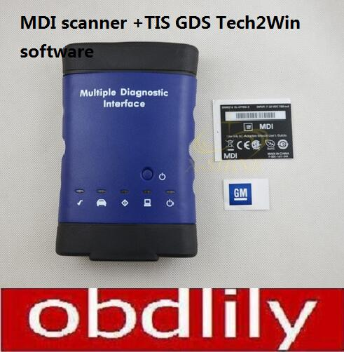 US $78 0 |For G M MDI Interface Diagnostic Tool Used with TIS2Web for G M  Global Diagnostics System (GDS) SPS and MDI Manager Software-in Auto Key