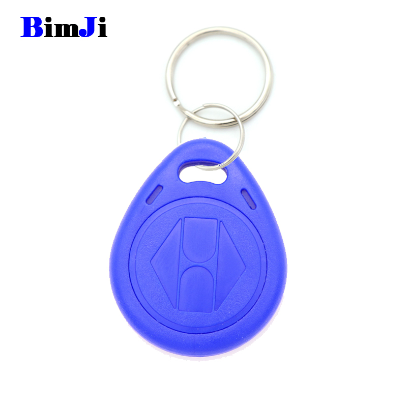 Image 5 - 50pcs T5577 EM4305 Copy Rewritable Writable Rewrite Duplicate RFID Tag Can Copy EM4100 125khz card Proximity Token KeyfobsIC/ID Card   -