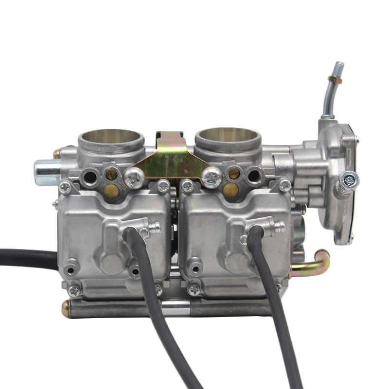ZS سباق دراجة نارية المكربن PD33J-S 33mm ل لياماها رابتور 660 660R YMF660 2001-2005 500cc 600 700cc سباق السيارات