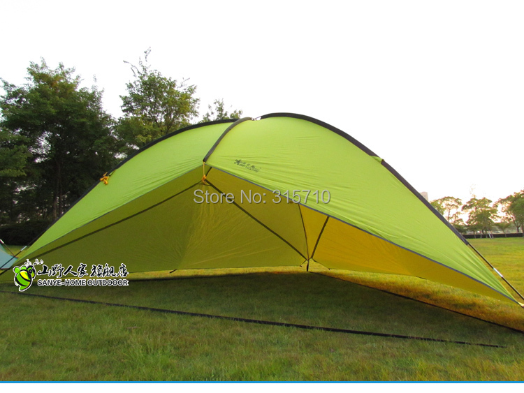 Tarp tent/Top quality marquee account/large flysheet 4.8m suitable for family outdoor traveling-in Tents from Sports u0026 Entertainment on Aliexpress.com ...  sc 1 st  AliExpress.com & 2Walls!Tarp tent/Top quality marquee account/large flysheet 4.8m ...