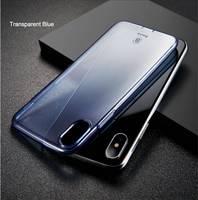 BASEUS Brand Air Series Soft TPU Clear Back Case For Samsung Galaxy S7 Edge Ultra Slim