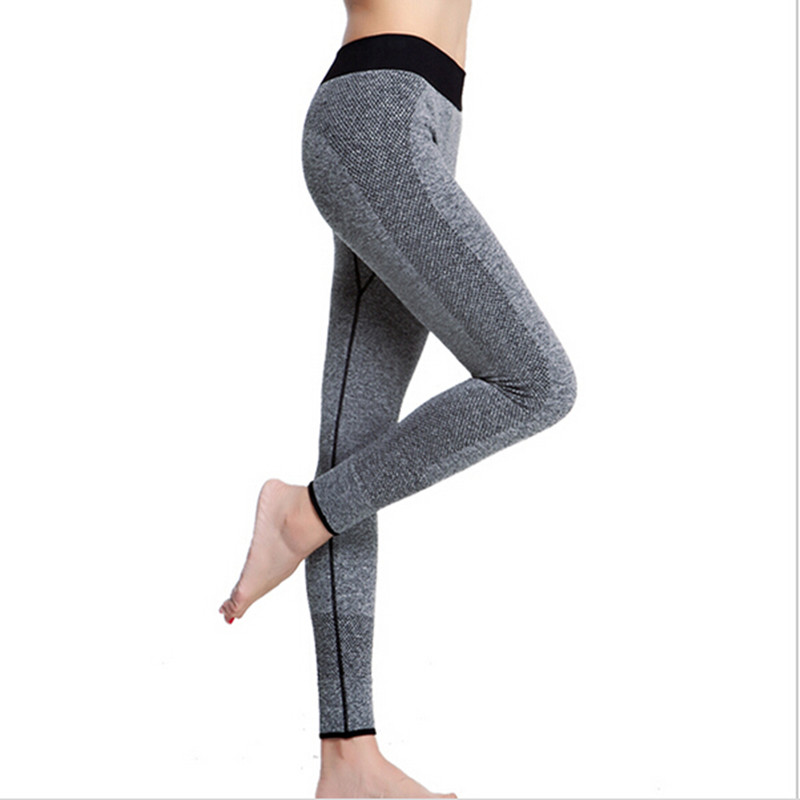 4b3ef7cfb4711 Fitness Women Running Pants Compression Long Tights petite leggings Sports  For Women slimming leggings-in Yoga Pants from Sports & Entertainment on ...