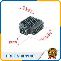 4 Pin Voltage Regulator Rectifier 50cc 70cc 90cc 110cc 125cc GY6 50cc 60cc 80cc 125cc 150cc