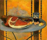 High quality Oil painting Canvas Reproductions The Ham (1889) by Paul Gauguin hand painted