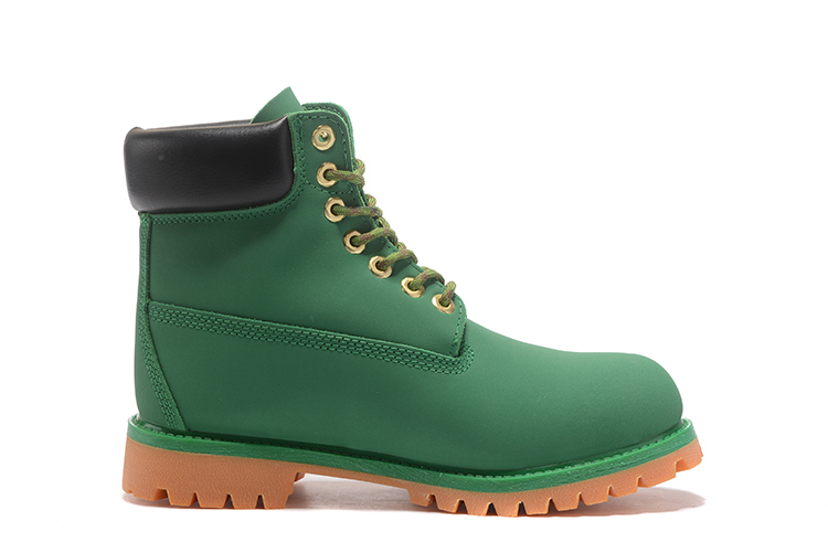 TIMBERLAND Women Classic 10061 Green Street Martin Boots,Woman Popular High Top Fashion Leather Ankle Work Timber Casual Shoes  2
