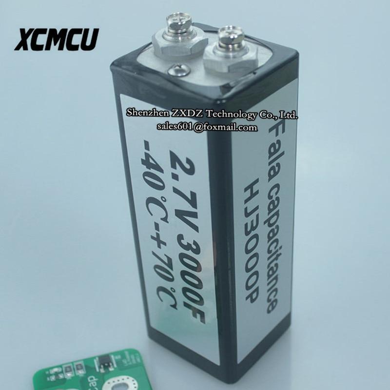 все цены на New capacitor 2.7V3000F military quality dedicated~In stock онлайн