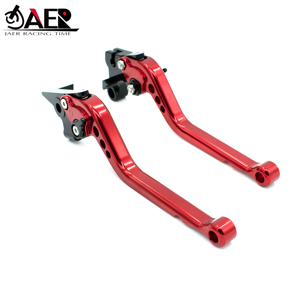 JEAR CNC Adjustable Long Motorcycle Brake Clutch Levers Set For Yamaha Tmax 500 T max XP 500 2001 2002 2003 2004 2005 2006 2007 in Levers Ropes Cables from Automobiles Motorcycles