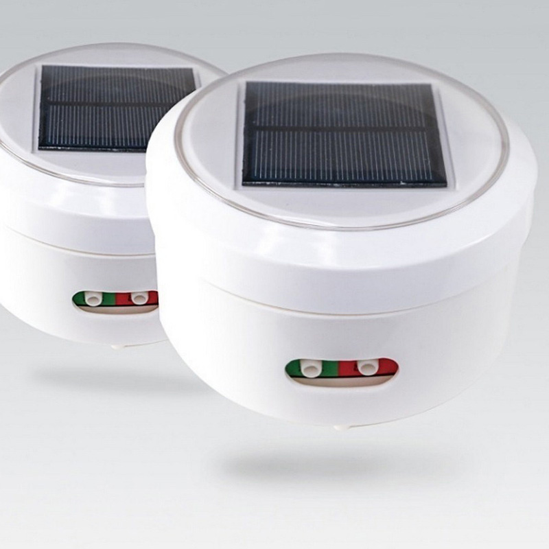 Garden Solar Irrigation Drip Watering Timer System Intelligent Controller Greenhouse Plant Automatic Water Irrigate with Hose in Watering Kits from Home Garden