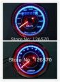 12 В легко установить Универсальный Мотоциклов LED Подсветка + Одометр Тахометр Спидометр Speedo метр Тахометр 180 км/ч 13000 ОБ./МИН.