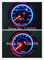 12V Easy to install Universal Motorcycle LED Backlight  Odometer+Tachometer Speedometer Speedo meter Tacho 180 km/h 13000RPM