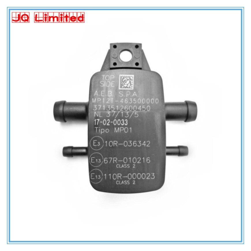 Capteur de pression de gaz de capteur de carte de haute qualité D12 pour le système de gaz de gnc de LPG pour les kits de conversion de gnc d'aeb MP48 LPG pour la voiture
