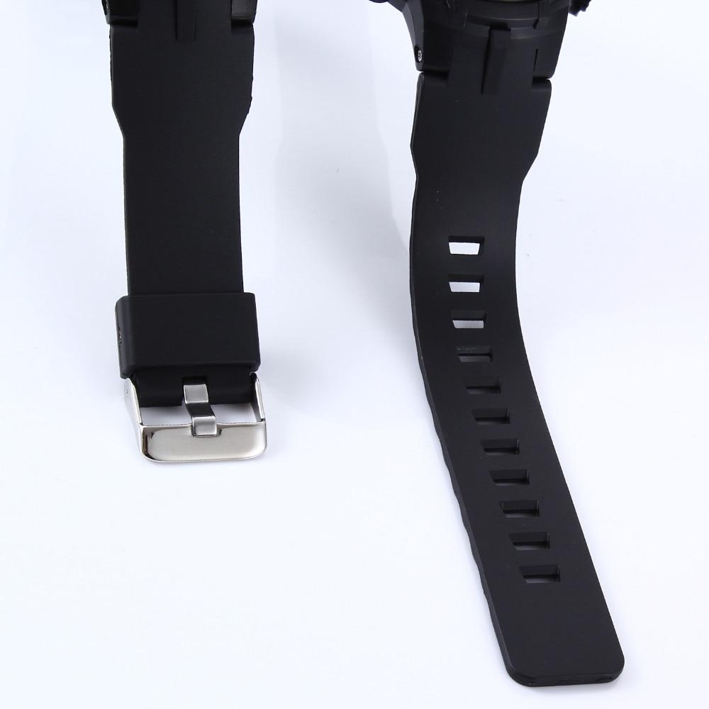 2019 Nueva Marca ALIKE Casual Reloj Hombre G Estilo Impermeable - Relojes para hombres - foto 6