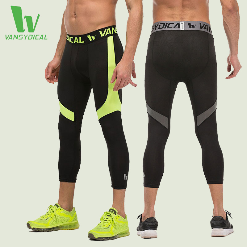 Mens Capri Running Tights Promotion-Shop for Promotional Mens ...