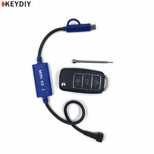 Image 3 - KEYDIY Mini générateur de clé KD, entrepôt dans votre téléphone, supporte Android, faire plus de 1000 commandes Auto avec télécommande KD