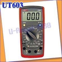 Новый UNI-T Современные Емкости Индуктивности Метр UT 603 UT603 UT-603 + бесплатная доставка