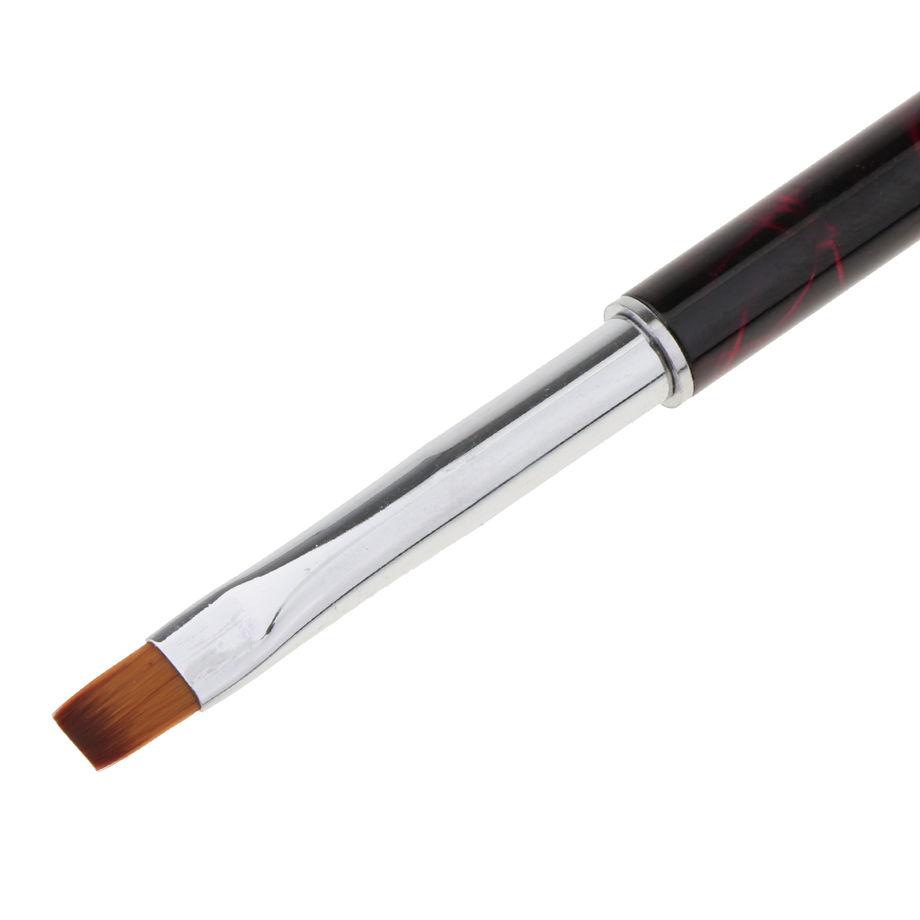 10pcs Professional Nail Art Brush UV Gel Polish Drawing Liner Painting Pen Set