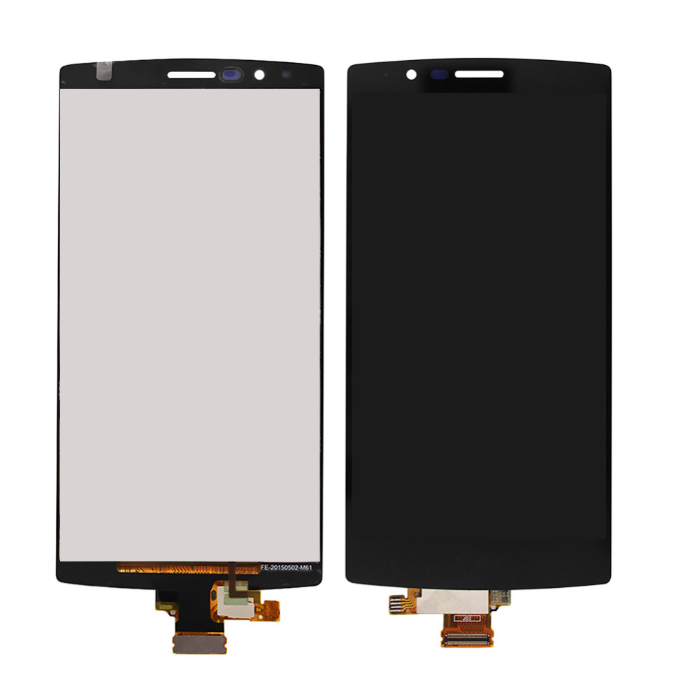 LCD Display + Touch Screen Digitizer Assembly replacement parts for LG G4 singel card version