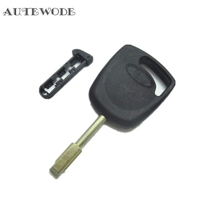 Online Shop Autewode Replacement Transponder Key Shell Fit For Ford Ka Fiesta Escort Jaguar Key Fob Accessories Pcs Aliexpress Mobile