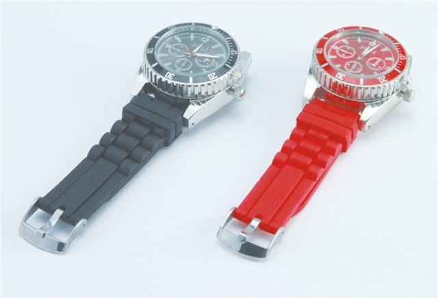 Fashion Classic Wristwatch Herb Grinder Weed Metal for Hookah Shisha Chicha Tobacco Smoke Glass Pipe Water Pipe