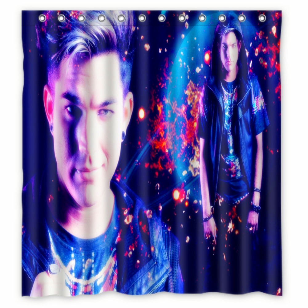 Fairy shower curtain - Anime Shower Curtain One Piece Dragon Ball Z Bleach Fairy Tail Naruto Together Adam Lambert Shower