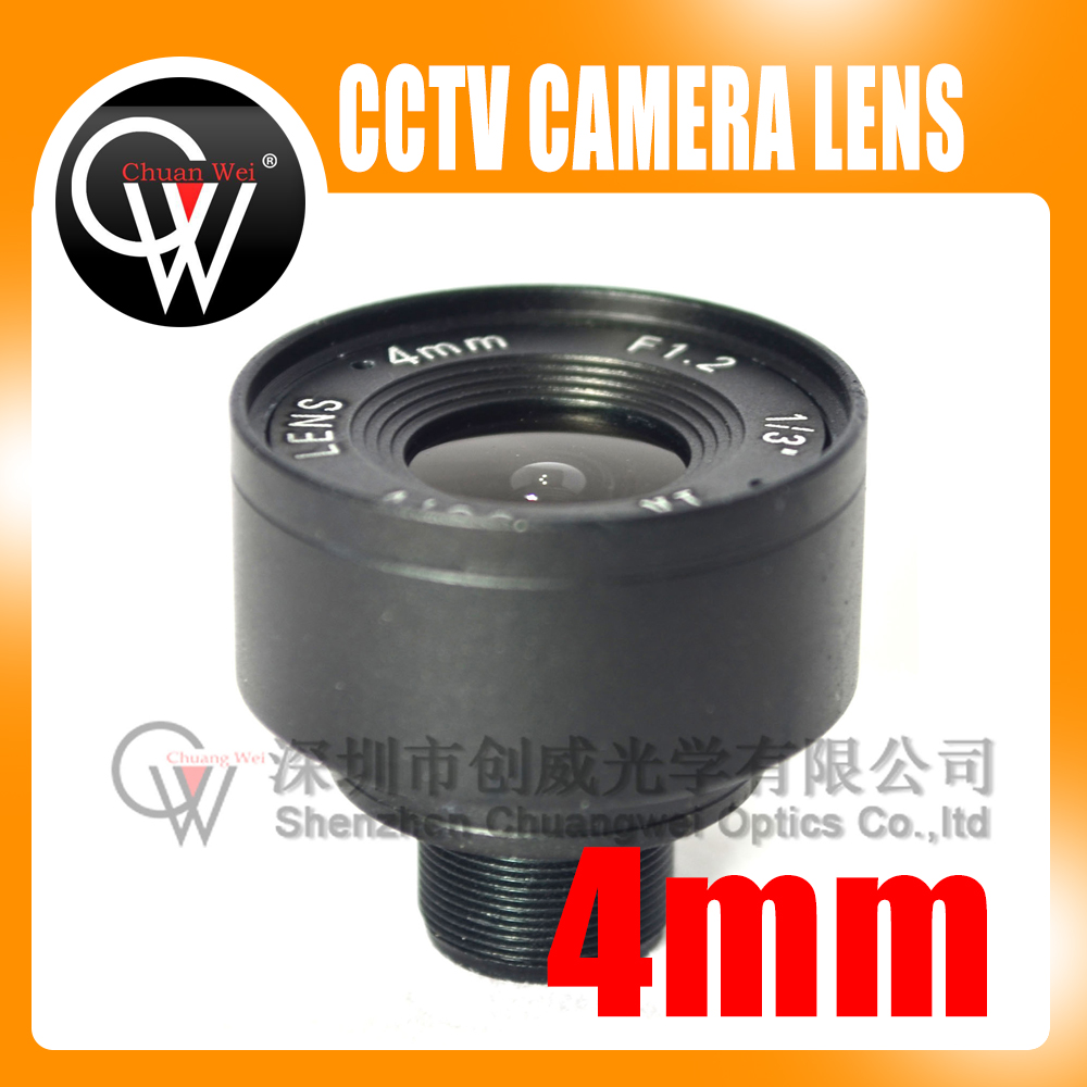 4mm lens 1/3 F1.6 CCTV Fixed Iris IR Infrared M12 Mount Lens For Security CCTV Camera 8mm 12mm 16mm cctv ir cs metal lens for cctv video cameras support cs mount 1 3 format f1 2 fixed iris manual focus
